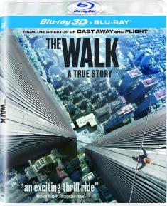 The Walk. Sięgając chmur 3D - The Walk *2015* [CEE.Blu-ray.2D/3D.DTS-HD MA.5.1] [Lektor i Napisy PL] [AT-TEAM]