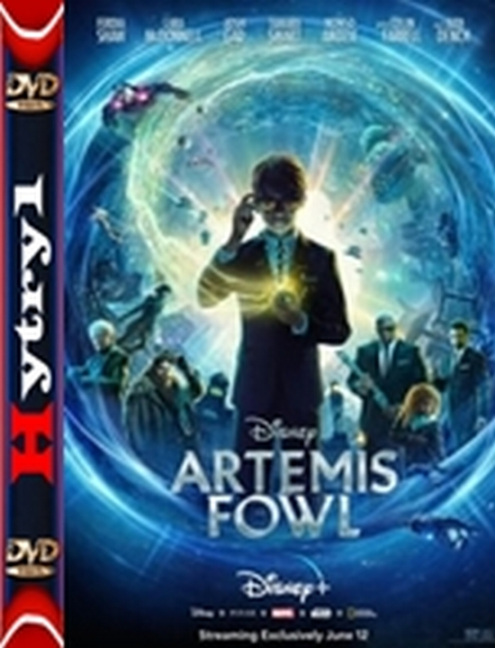 Artemis Fowl (2020) [WEB-DL] [XviD] [MPEG-KiT] [Dubbing PL]