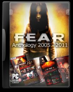 F E A R Anthology [2005 2011] [ENG/RUS] [RePack] [RG Catalyst] [DVD9] [exe bin]