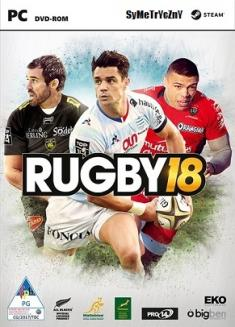 Rugby 18 *2017* [MULTi5-ENG] [ISO] [SKIDROW]