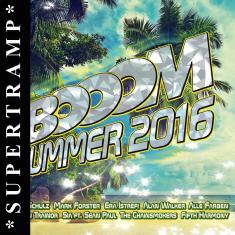 VA - Booom Summer 2016 [2CD]  *2016*  [mp3@320kbs] [SUPERTRAMP]