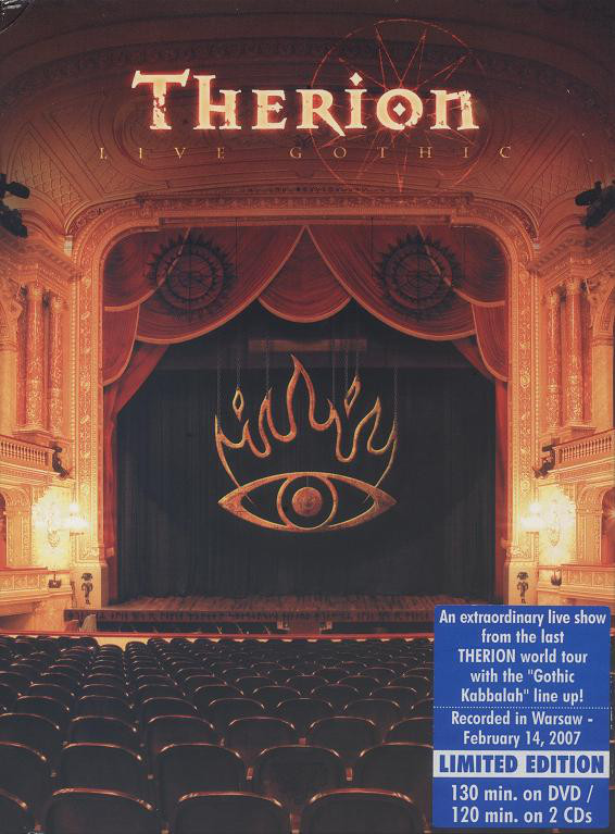 THERION - LIVE GOTHIC (2008) [DVD5] [PAL] [FALLEN ANGEL]