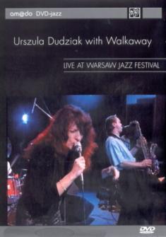 URSZULA DUDZIAK WITH WALKAWAY - LIVE AT WARSAW JAZZ FESTIVAL 1991 (2005) [DVD5] [PAL] [FALLEN ANGEL]