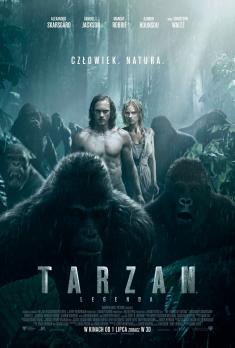 Tarzan: Legenda - The Legend of Tarzan  *2016* [1080p] [BLURAY] [3D.SBS] [10bit.H265/HEVC] [DD5.1] [Dubbing PL]