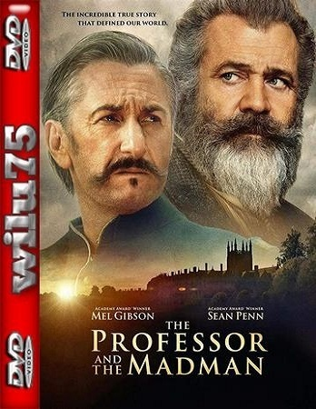 Profesor i szaleniec - The Professor and the Madman *2019* [BRRip] [XviD-K83] [Lektor PL]