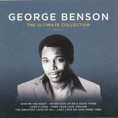 George Benson - The Ultimate Collection (2CD 2015) [FLAC]