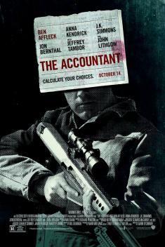 Księgowy - The Accountant *2016* [1080p] [10bit] [BluRay] [AC3] [x265-PLUS] [Lektor PL]