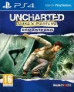 Uncharted - Fortuna Drake'a Remastered PL [Dubbing] [PS4 Jailbreak] [PKG]