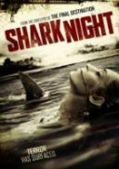 Noc rekinów - Shark Night *2011* [720p.BrRip.XviD.DD5.1-MAXX] [Lektor PL]
