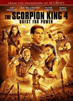 The Scorpion King 4: Quest for Power - The Lost Throne *2015* [480p] [x264-mSD] [Napisy PL] [topp2p]