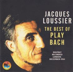 Jacques Loussier - The Best of PLay Bach *1985* [FLAC]