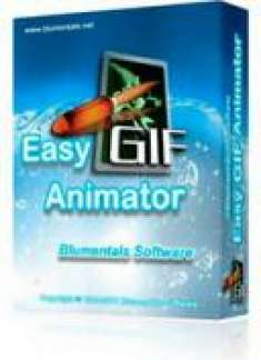 Easy GIF Animator Pro 6.1 (x32/x64)[Multi] [Patch]
