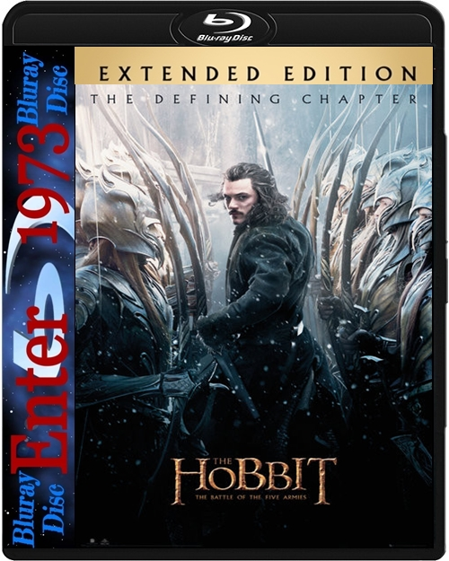 Hobbit Bitwa Pięciu Armii - The Hobbit The Battle of the Five Armies (2014) [EXTENDED] [1080P] [BLURAY] [H264] [AC3.EN.PL] [LEKTOR.PL] [NAPISY.EN.PL] [ENTER1973]