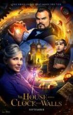 Zegar czarnoksiężnika / The House with a Clock in its Walls (2018) [BDRip] [XviD-KiT] [Dubbing PL]