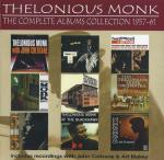 Thelonious Monk - The ComPLete Albums Collection 1957-61 (2015) [mp3@320]