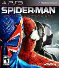 Spider-Man: Shattered Dimensions [USA] [ENG]
