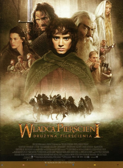 Władca Pierścieni: Drużyna Pierścienia / The Lord of the Rings: The Fellowship of the Ring (2001) [EXTENDED] [BD1] [2160p.UHD.BLU-RAY.CUSTOM.DV.HDR.HEVC.TrueHD.7.1.Atmos.AC3] [Lektor + Napisy PL]