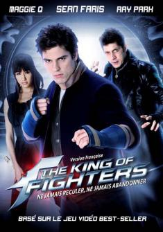 Król Wojowników - The King of Fighters (2010) [DVDRip] [RMVB] [Lektor PL] [D.T]