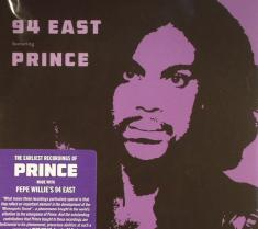 94 East Featuring Prince - 94 East Featuring Prince (2016) [FLAC]