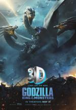 Godzilla II: Król potworów 3D - Godzilla: King of the Monsters 3D *2019* [1080p.BluRay.x264.HOU.AC3-P2P] [Dubbing PL]