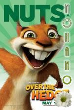 Skok przez płot - Over the Hedge *2006* [DVDRip.XviD-NoNaNo] [Dubbing PL]