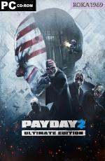 PayDay 2: Ultimate Edition [v198.2 + DLC] *2013* [MULTI-ENG] [Steam-Rip =nemos=] [EXE]