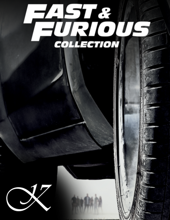 Szybcy i Wściekli - Fast and Furious [Collection] [2006-2017] [720p] [Lektor PL]