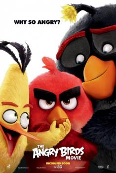 The Angry Birds Movie - Angry Birds - Angry Birds Film *2016* [HDRip.AC3.XviD-NUKU] [ENG]
