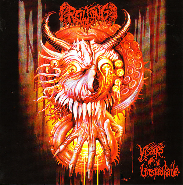 REVOLTING - VISAGE OF THE UNSPEAKABLE (2015) [FLAC] [FALLEN ANGEL]