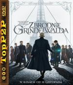 Fantastyczne zwierzęta: Zbrodnie Grindelwalda / Fantastic Beasts: The Crimes of Grindelwald (2018) [MD] [480p] [WEB-DL] [XviD] [AC3-MR] [Dubbing PL]