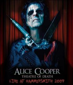 Alice Cooper. Theatre of Death - Live at Hammersmith (2009) [Blu-Ray 1080i]