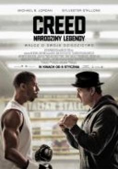 Creed: Narodziny legendy - Creed *2015* [PAL] [DVD5] [Lektor PL]