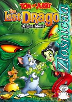 Tom I Jerry: Jak Uratować Smoka - Tom And Jerry: The Lost Dragon *2014* [BRRip.x264-Złośnicaa] [Dubbing PL]