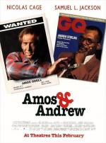 Amos i Andrew - Amos & Andrew (1993) [DVDRip.XviD] [Lektor PL] [D.T.A 26]