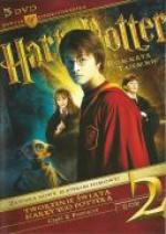 Harry Potter i Komnata Tajemnic - Harry Potter and the Chamber of Secrets *2002* [PAL] [DVD9] [3DVD] [Dubbing i Napisy PL] [Edycja Kolekcjonerska]