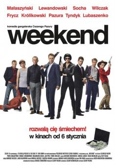 Weekend (2010) [DVDRip] [RMVB] [Film Polski] [D.T.m1125]