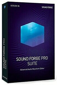 MAGIX SOUND FORGE Pro Suite 14.0.0 Build 65 - 64bit [ENG] [Crack UZ1] [azjatycki]