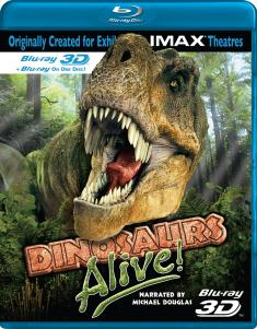 Dinozaury Żyją-IMAX-Dinosaurs Alive 3D (2007)[Mini BR.ISO.1080p.DTS-MA/Core] [Napisy PL/ENG] [ENG]