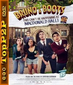 Bruno and Boots: This Can't Be Happening at Macdonald Hall (2017) [480p] [WEB-DL] [Xvid-J] [Dubbing PL]