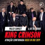 KING CRIMSON - ROCK IN RIO 2019 [MKV] [FALLEN ANGEL]