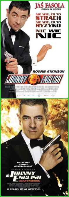 Johnny ENGlish (1-2) (2003-2011) [DVDRip] [RMVB] [Lektor PL] [D.T.m1125]