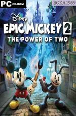 Disney Epic Mickey 2: The Power of Two *2012* [PL] [REPACK ROKA1969] [EXE]