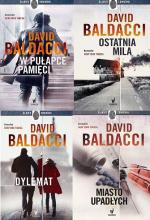 David Baldacci - cykl Amos Decker tom 1-4 (2016-2019) [ebook PL] [epub azw3 pdf]