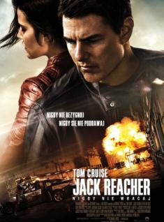 Jack Reacher: Nigdy nie wracaj - Jack Reacher Never Go Back (2016) [DVD5] [PAL] [Lektor PL]