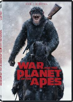 Wojna o PLanetę małp / War for the PLanet of the Apes (2017) [CUSTOM] [NTSC] [DVD5-FOX] [ENG]