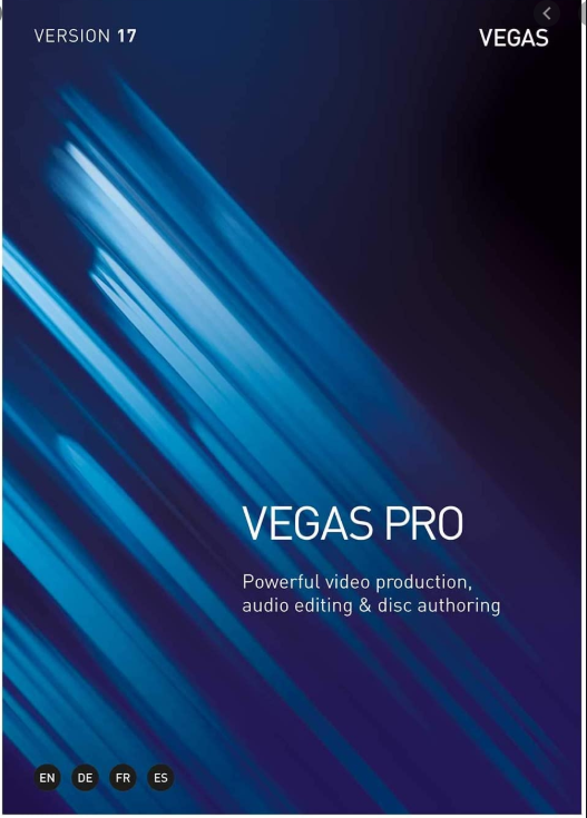 Sony Vegas Pro 17.0.0 Build 421 incl Patches