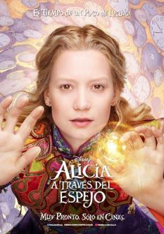 Alicja po drugiej stronie lustra / Alice Through the Looking Glass (2016) [TC] [XViD-J25] [Napisy PL]