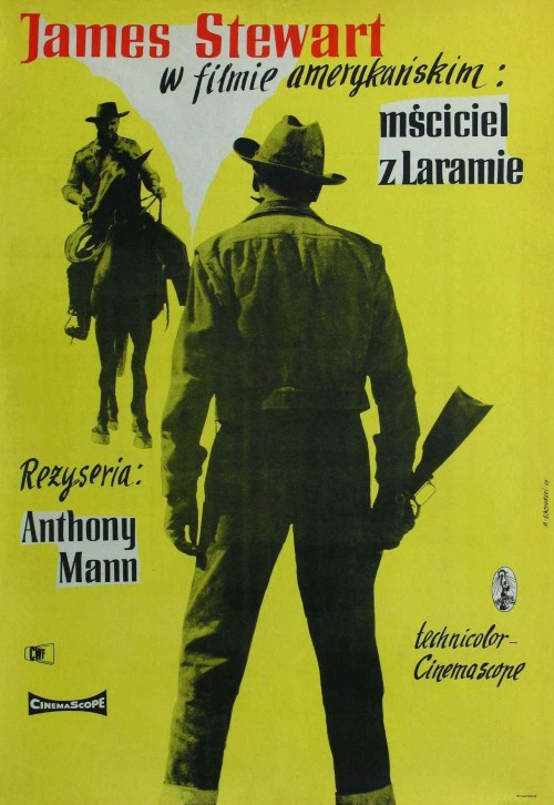 Mściciel z Laramie / The Man from Laramie (1955) [DVDRip.XviD-NN] [AC-3] [Lektor PL]
