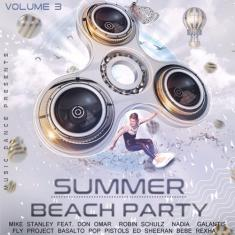 Collection - Summer Beach Party Vol.3 (2017) [mp3@320kbps]