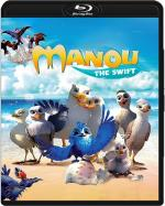 Manu. Bądź sobą! / Manou - flieg' flink! / Manou the Swift (2019) [1080p] [BluRay.x264] [AC3-DENDA] [Dubbing PL]